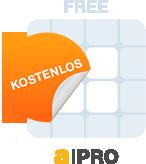 Logo für die kostenlose Version von archelios™ PRO Free