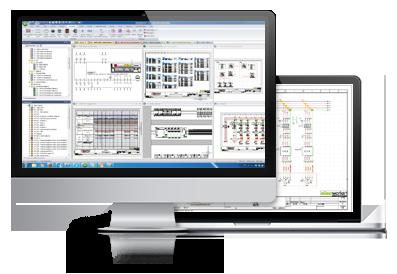 Diseño de proyectos eléctricos y de automatización con elecworks
