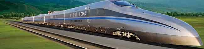 locomotora eléctrica diseñada por CSR