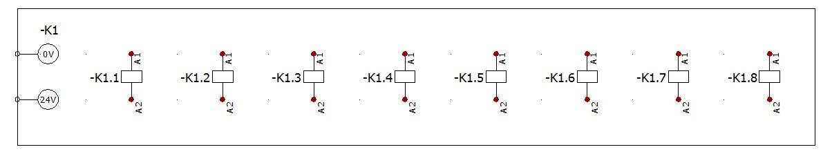 Desmarcar numeración del símbolo elecworks
