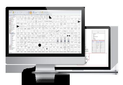 elecworks Fluid para el diseño de automatismos hidraúlicos y neumáticos