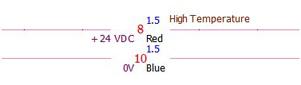 Etiqueta de cable y equipotencial en elecworks onboard