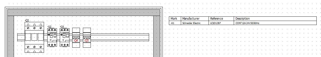 Insertar la etiqueta de conexión con cabecera