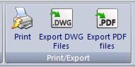 elecworks™ Viewer para imprimir, exportar a DWG o PDF navegable sus planos