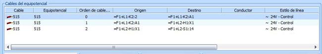 Nuevo orden de cableado optimizado en elecworks