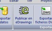 Publicar planos de elecworks dentro de eDrawings