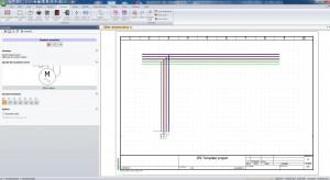 Insertar componentes esquema electrico elecworks