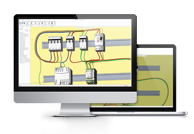 elecworks for PTC Creo, diseño electrico 2D/3D