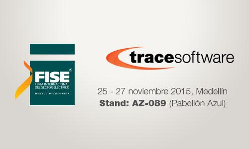 Trace Software en Fise 2015, Medellín