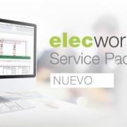 Nueva versión elecworks Service Pack 3