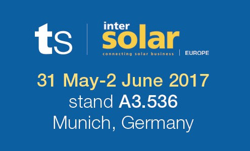 Trace Software en InterSolar Europe 2017