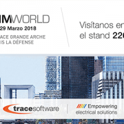 Trace Software International participará en BIM WORLD en París