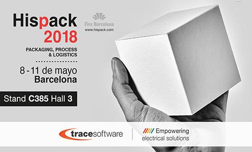 Trace Software International participara en HISPACK 2018