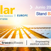 Trace Software International confirma su participación en Intersolar