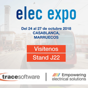 Trace Software International participa en Elec Expo