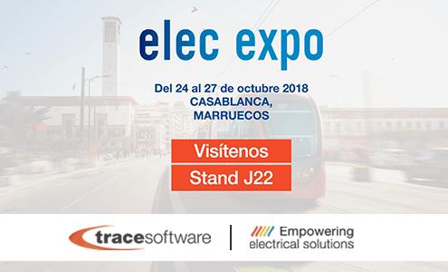 Trace Software International participa en Elec Expo