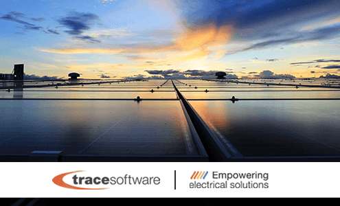 SEl autoconsumo fotovoltaico de Trace Software International