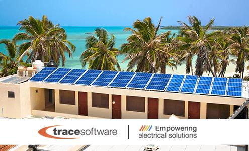 El sector solar fotovoltaico: intercambio de experiencias franco-mexicanas by Trace Software International