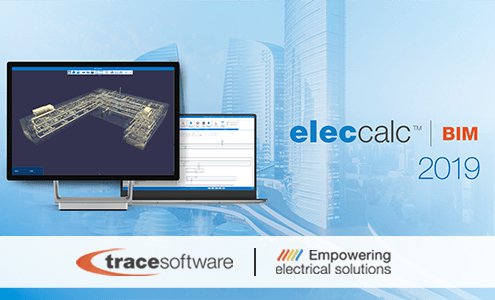 elec calc™ BIM 2019 por Trace Software International