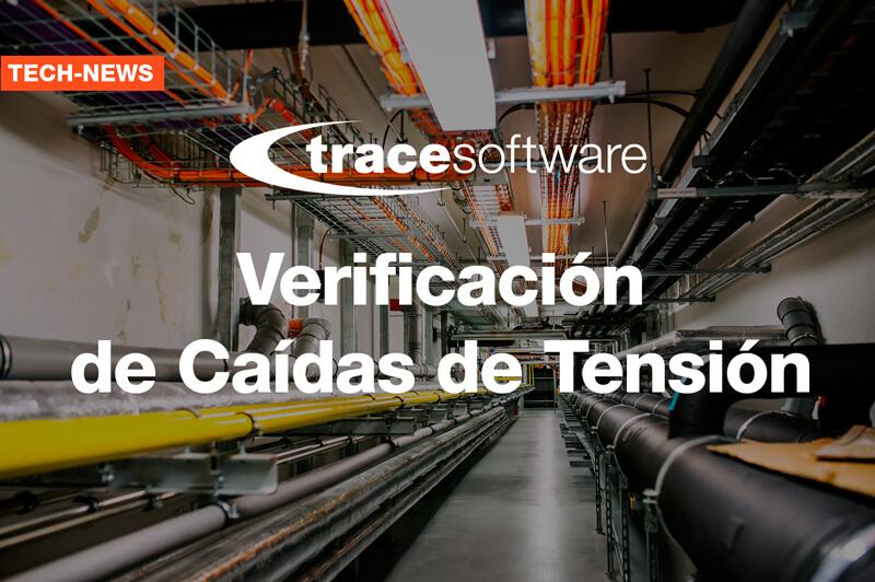 Verificación de Caídas de Tensión de una Instalación Eléctrica