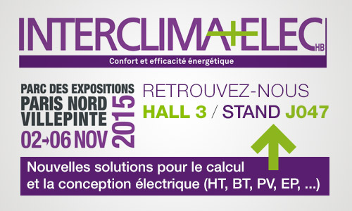 Trace Software à Interclima+Elec 2015