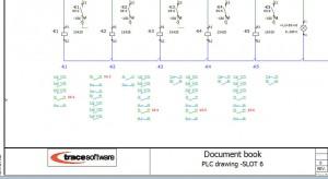 Visualisation de l'orde de câblage elecworks 2016