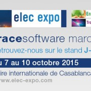 Trace Software à Elec Expo 2015
