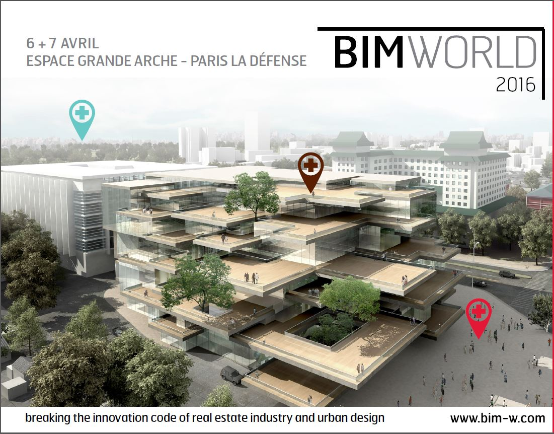 Trace Software à BIM World 2016