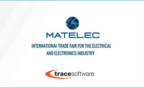 Trace Software present au Matelec Industry 2016