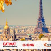 Trace Software International expose à Batimat