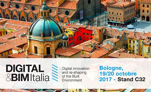 Trace Software International expose à Digital&BIMItalia