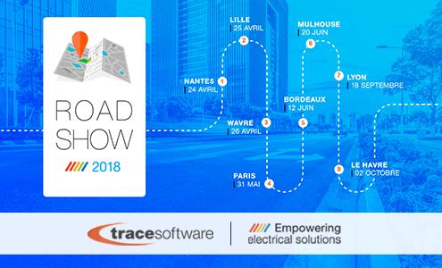 Trace Software International reprend son roadshow