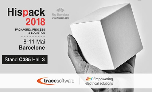 Trace Software International expose à HISPACK
