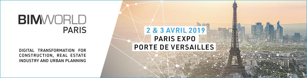 bim world paris 2019