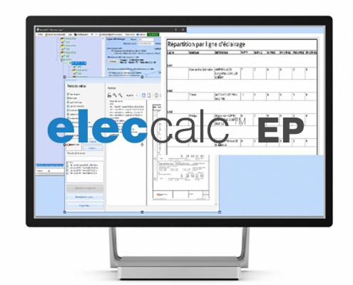 logiciel elec calc™ EP