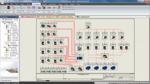 elecworks schema elettrico por un pre-studio