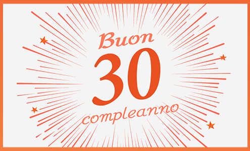 Trace Software 30 Compleanno