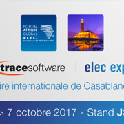 Trace Software International partecipa ad Elec Expo a Casablanca