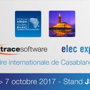 Trace Software International partecipa ad Elec Expo a Casablanca