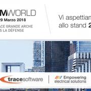 Trace Software International parteciperà a BIM WORLD