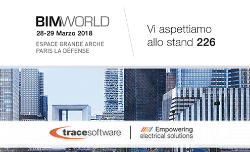 Trace Software International parteciperà a BIM WORLD