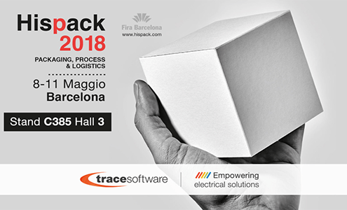 Trace Software International Partecipera a HISPACK