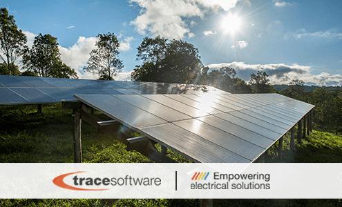 I fattori di successo del mercato solare Trace Software International