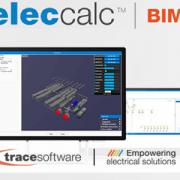 Il software elec calc™ BIM è ufficialmente disponibile alla vendita