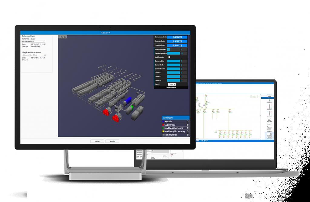 Schemi Elettrici Unifilari Esempi : Dimensionamento impianti elettrici processo bim trace software