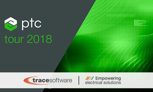 Trace Software International partecipa al PTC Creo 5.0 Tour come speaker invitato