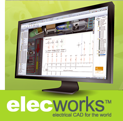 elecworks, electrical CAD software