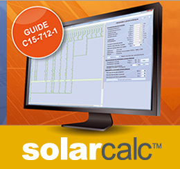 solar calc, photovoltaics calculation software