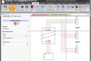 elecworks™ electrical wire harness design