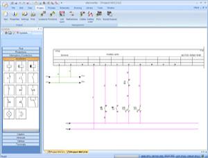 elecworks™ plc drawings